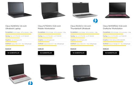 Choose A Linux Barebone Laptop