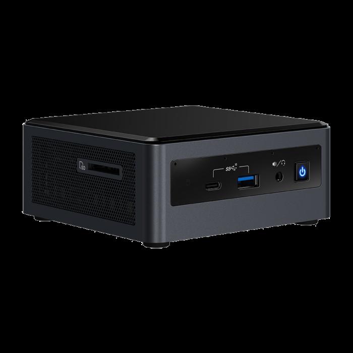 Intel NUC10i7FNH Linux Mini