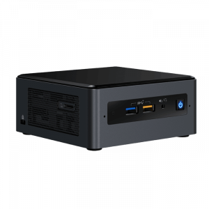 Intel Nuc8i7beh Core I7 Linux NUC Samenstellen